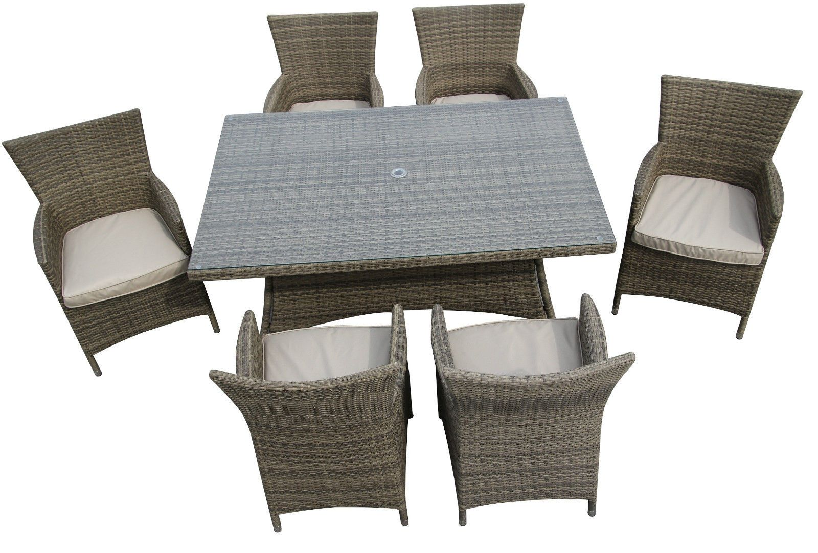 Garden Furniture Cheshire The cheshire 6 seater dining suite workwithnaturefo